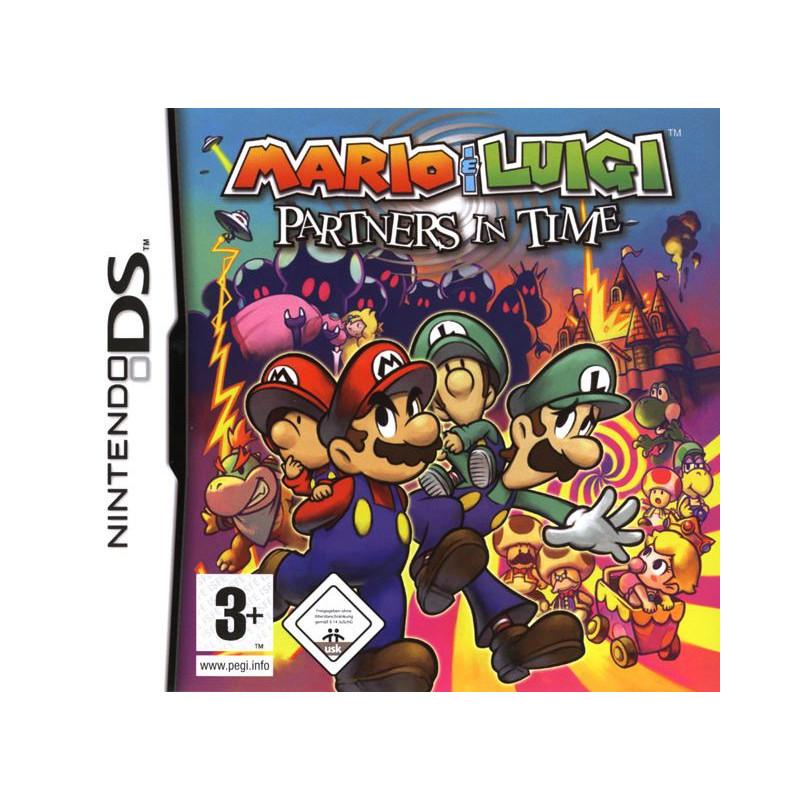 Mario & Luigi : Partners in Time DS