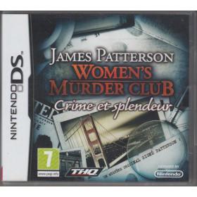 James Patterson Women's Murder Club : Crime et Splendeur DS