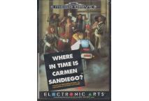 Where In The World Is Carmen Sandiego MD