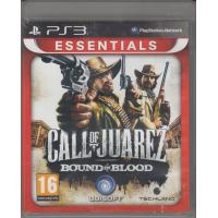 Call of Juarez : Bound in Blood [Edition Essentials] PS3