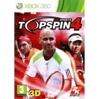 Top Spin 4 Xbox360