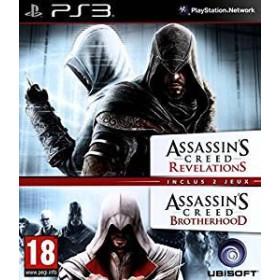 Assassin's Creed : Brotherhood + Assassin's Creed : Revelations PS3