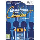 Questions pour un Champion WII