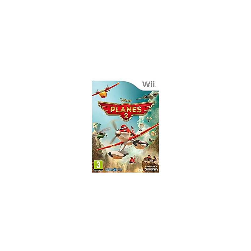 Disney Planes 2 : Mission Canadair WII