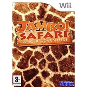 Jambo! Safari Ranger...