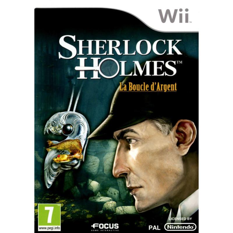 Sherlock Holmes : La Boucle d'Argent WII