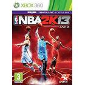 NBA 2K13 XBOX360