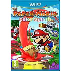 Paper Mario : Color Splash WiiU