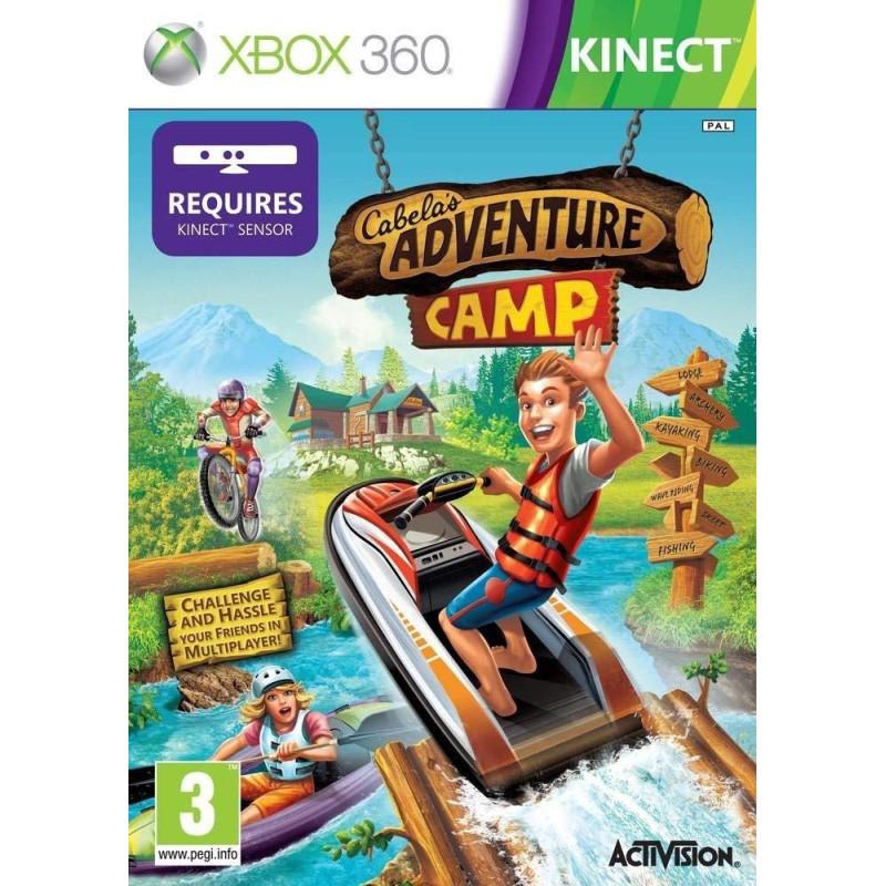 Cabela's Adventure Camp XBOX360