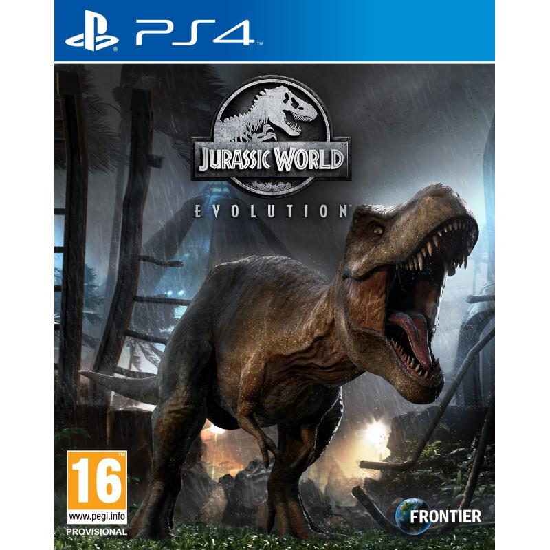 Jurassic World : Evolution PS4
