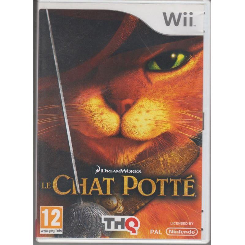 Le Chat Potté WII