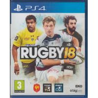 Rugby 18 PS4