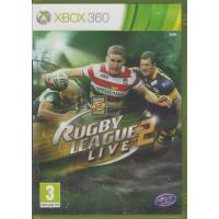 Rugby League Live 2 XBOX360