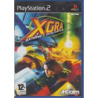 XGRA : Extreme-G Racing Association PS2