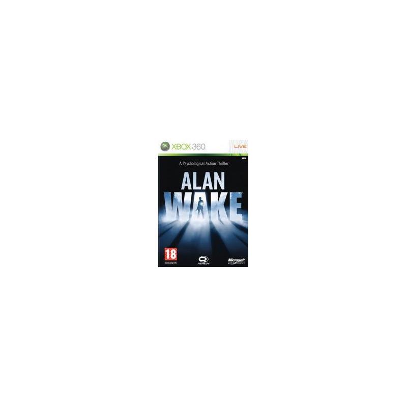 Alan wake D-xbox360