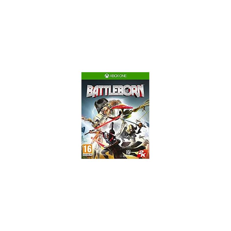 BattleBorn XBOXONE