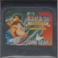 Legend of Illusion starring Mickey Mouse GG