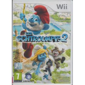 Les schtroumpfs 2 Wii