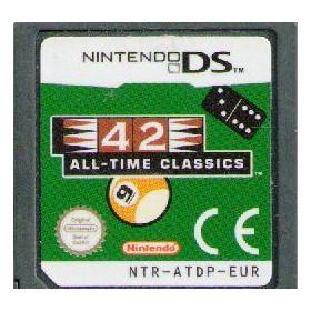 42 jeux indémodables D-DS
