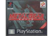 Metal Gear Solid Missions Speciales PS1