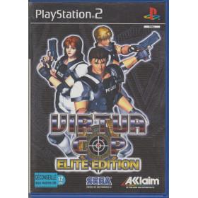 Virtua Cop : Elite Edition PS2