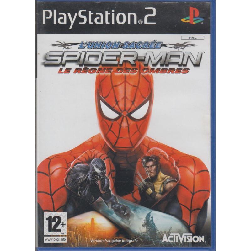 Spider-Man : Le Règne des Ombres L'Union Sacrée PS2