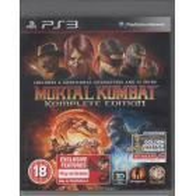 Mortal Kombat Komplete...