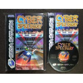 Cyber Speedway PAL Saturn