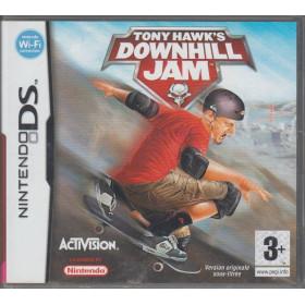 Tony Hawk's Downhill Jam DS