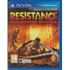 Resistance : Burning Skies...