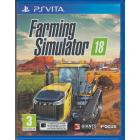 Farming Simulator 18 VITA