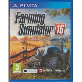 Farming Simulator 16 PSVITA
