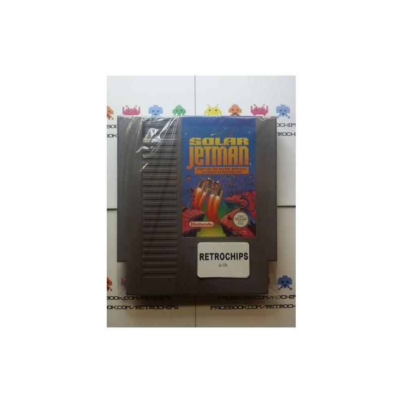 Solar Jetman : La Chasse au Vaisseau d'Or NES