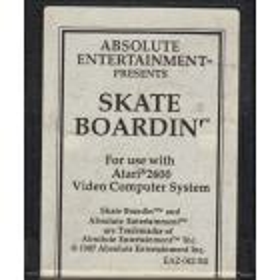 Skate Boardin ATARI2600