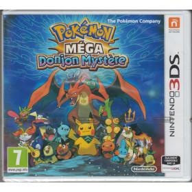 Pokemon Méga Donjon Mystère...