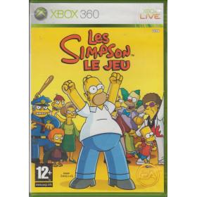 Les Simpson Le Jeu XBOX360
