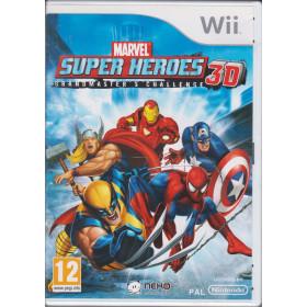 Marvel Super Heroes 3D...