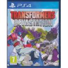 Transformers : Devastation PS4