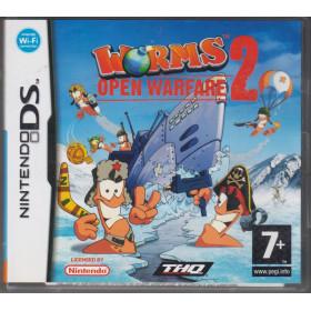 Worms : Open Warfare 2 DS