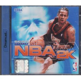 SEGA Sports NBA 2K DC