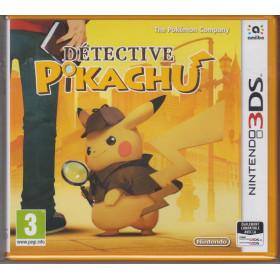 Détective Pikachu 3DS