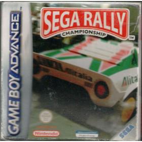 Sega Rally Championship GBA