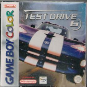 Test Drive 6 GBC
