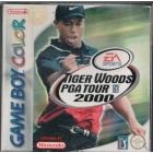 Tiger Woods PGA Tour 2000 GBC