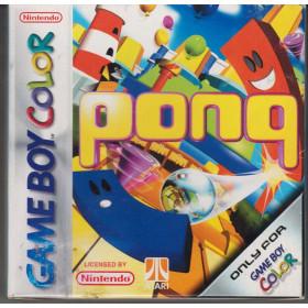 Pong GBC