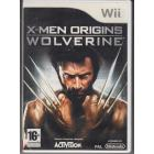 X-Men Origins : Wolverine WII