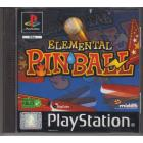 Elemental Pinball PS1