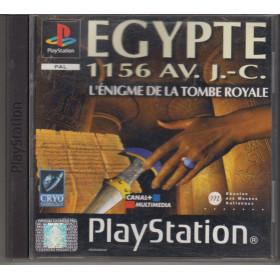 Egypte 1156 Av. J.-C. :...