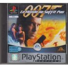 007 Le Monde Ne Suffit Pas...