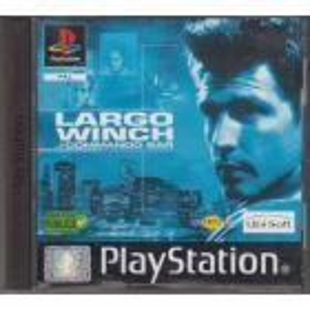 Largo Winch : Commando Sar PS1